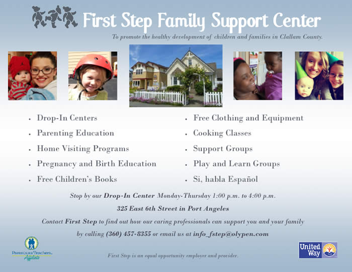 First Step Family General Program
