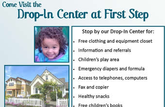 Port Angeles Drop-in Center at First Step